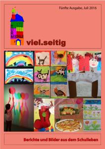 Schulzeitung_Titelseite